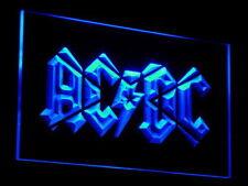ACDC AC/DC Band Music Bar Club LED Neon Light Sign Man Cave C079-B