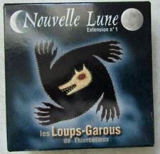 Nouvelle Lune Extension n° 1 jeu Les Loups-Garous de Thiercelieux / Asmodée