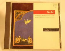 STRADA Nadal - Traditional Mediterranean Carols (Christmas Noel) CD World Music