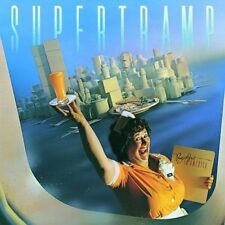 Breakfast in America [Remaster] by Supertramp (CD, Jun-2002, Universal Distribution)