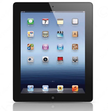 Apple iPad 3rdGen 64GB Wi-Fi+Cellular AT&T 9.7in-Black (CPO by Apple) NEW OTHER