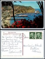 CALIFORNIA Postcard - Santa Catalina Island O19