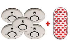 FireAngel Thermoptek Rauchmelder ST-620 10 Jahre Litium Batterie mit Magnetpad3M