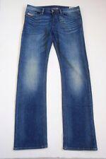 Diesel Viker Jeans Hose Blau Stonewashed W34 L34