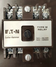 Eaton CUTLER HAMMER TYPE M RELAY D26MB WITH ATTACHMENT D26MD