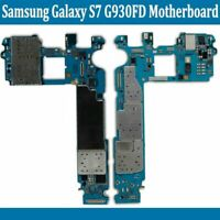 OEM Mainboard Motherboard For Samsung Galaxy S7 G930FD 32GB Unlocked (Dual Card)