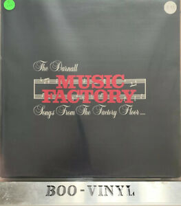 """MUSIC FACTORY - The Darnall - Songs From The Factory Floor - 12"""" Vinyl Record Ex"""