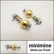 Classic mini van & clubman estate rear door hinge pin kit réparation paire KMM170