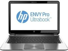"HP Envy Pro 4 Ultrabook Intel i5-3317u Dual 1.7GHz 320GB 4GB 14"" HD HDMI W10Pro"