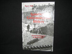 Henry Hatt , Ignorierte Geheimobjekte Hitlers , Kunstraubspuren in Bergwerken