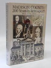SIGNED Madison County: 200 Years in Retrospect KENTUCKY Ellis/Everman/Sears