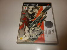 PlayStation 2  PS 2  Metal Gear Solid 2: Sons of Liberty (7)