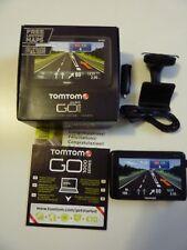 """En Caja TomTom Go Live 1005 mapas de por vida Europa Inc UK + ire (último modelo) pantalla de 5"""""""