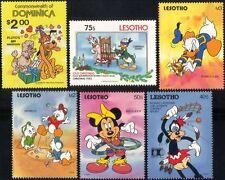 Nuevo Para 2016 Disney/Plutón/Minnie/Donald Duck/magnífico Stocking Relleno 6 V (b1474a)