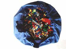 Lego Bag Play Mat - Lego Bag by Toyzbag -  cotton - 120cm diameter