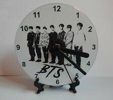 BTS boyband Cd Clock Gift
