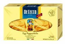 12 PACKS : De Cecco Egg Pappardelle Enriched Egg Noodles, 8.8oz
