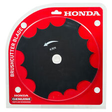 Honda BRUSHCUTTER BLADE  ScallopTooth Genuine Line Trimmer Whipper Snipper Blade