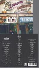 CD--LONESOME ANDI HALLER BAND--3 FILME & 1 THEATERSTUECK '98