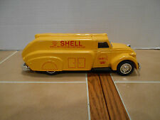JLE Scale Models Shell Oil 1938 Dodge Airflow tanker,1:25 scale,MIB,stock#GE7011