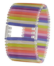 "ORIGINAL SWATCH 12mm LADY ARMBAND ""TROPICAL HEAT - LARGE"" (ALK208A) NEUWARE"