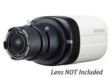*NEW* Samsung Techwin WiseNet AHD Box Network Surveillance Camera P/N: SCB-6003