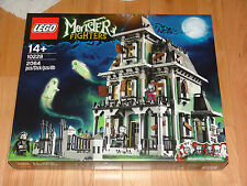 LEGO MONSTER FIGHTERS 10228 HAUNTED HOUSE BRAND NEW IN FACTORY SEALED BOX