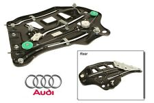 Audi A4 Quattro Rear Passenger Right Window Regulator w/o Motor 8H0 839 462 A