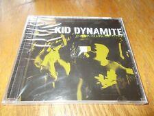 KID DYNAMITE - SHORTER, FASTER, LOUDER CD BRAND NEW SEALED