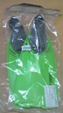 Wholesale x12 Sea Hornet Scuba Diving Snorkeling Fins, lime, size: Kids 9-11