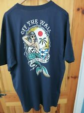 Mens Vans Off The Wall Logo T Shirt - Size XL