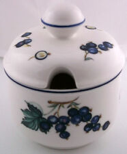 Villeroy & Boch Malaga Blueberry Jam Slotted With Lid Botanica  Luxembourg