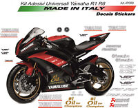 Kit adesivi universali Yamaha R1/R6