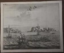 1677 Dutch Engraving Divo Caesar Augusto L Clunidius I F Cla ponto Olfret Dapper