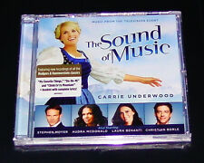 THE SOUND OF MUSIC MUSIC FROM THE TELEVISION SPEC CD SCHNELLER VERSAND NEU & OVP