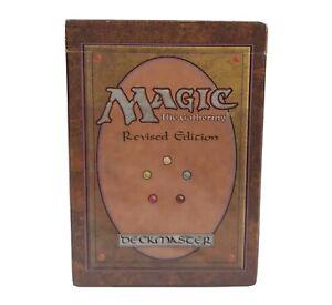 MTG Revised Starter Deck 3rd Edition Magic the Gathering Original 60 Cards 1994