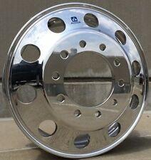 Alcoa 24.5 10 Lug Hub Pilot DuraBrigt Front Wheel  Part # 98U631DB