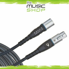 New D'Addario Planet Waves 5ft Custom Series XLR M to F Microphone Cable - M-05
