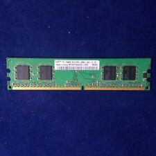 Samsung PC2-4200 / DDR2-533 / 256B (256MB x 1) RAM DIMM non-ECC M378T3354CZ3-CD5