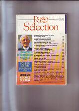 selection du reader's digest janvier 1993 No 551