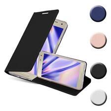 Handy Hülle für Samsung Galaxy A3 2015 Cover Case Tasche Etui Matt Metallic
