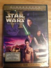Return of the Jedi (DVD,2006,2-Disc,Limited Edition Widescreen)NEW Authentic US