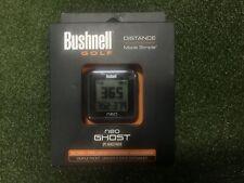 New Bushnell golf NEO ghost GPS Rangefinder