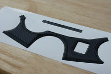 GSX-R 600 750 Carbon Fibre Effect Yoke Cover to fit Suzuki 2006 - 2014 (K6 - L4)