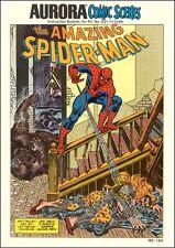 AMAZING SPIDERMAN AURORA COMIC SCENES 182 RARE GIVEAWAY PROMO COMIC NM PROMOTION