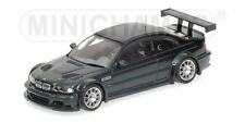 "BMW M3 GTR Street (E46) ""Dark Metallic Green"" 2001 (Minichamps 1:43 / 400012104)"