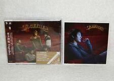 Japan TOHOSHINKI Together 2007 Taiwan Ltd CD+XIAH Card