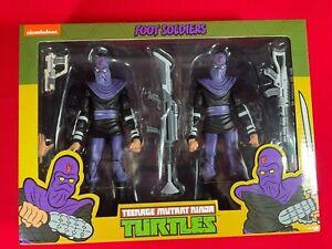 "Teenage Mutant Ninja Turtles (Cartoon) - 7"" -  Foot Soldiers"