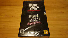 Grand Theft Auto Pack doble PSP PRECINTADO