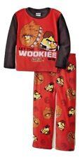 Angry Birds Star Wars Boys 2 Piece Fleece Pajama Set Size 4